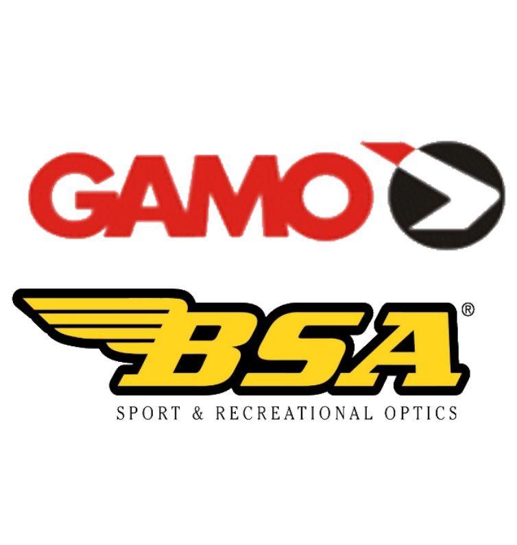 Gamo y BSA