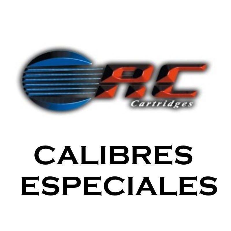Calibres especiales RC