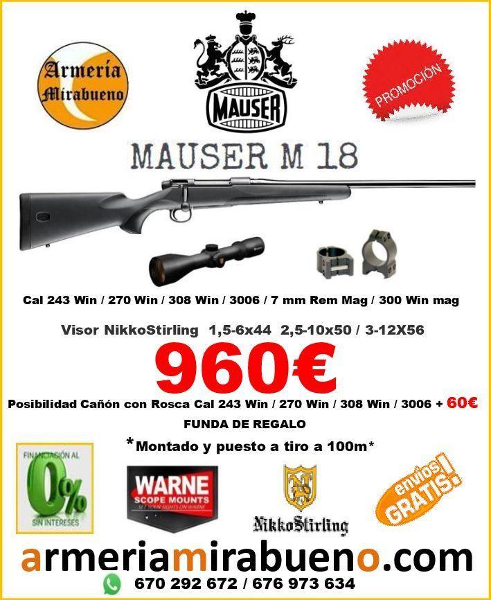 Mauser M18 308